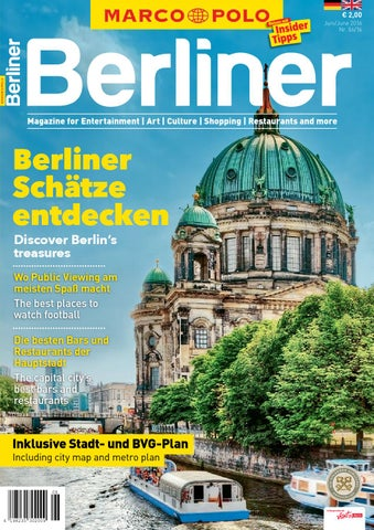 4274bcadc91648 Marco Polo Berliner 06 16 by Berlin Medien GmbH - issuu