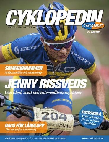 Cyklopedin nr 3 2016 by Cykloteket - issuu 1d51fefc9257f
