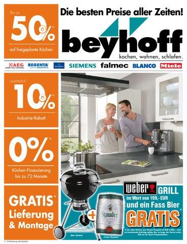 m bel beyhoff k chenprospekt by m bel beyhoff gmbh beyhoff issuu. Black Bedroom Furniture Sets. Home Design Ideas