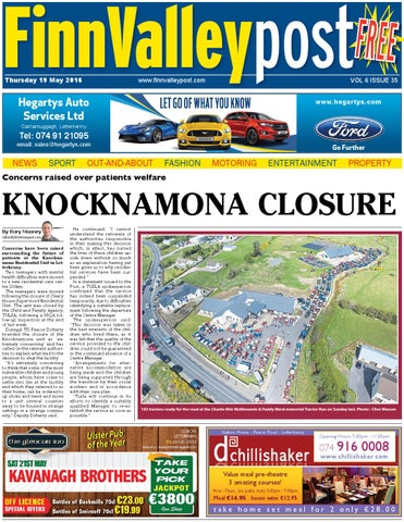 72a73e6a52038 Finn valley post 19 05 16 by River Media Newspapers - issuu