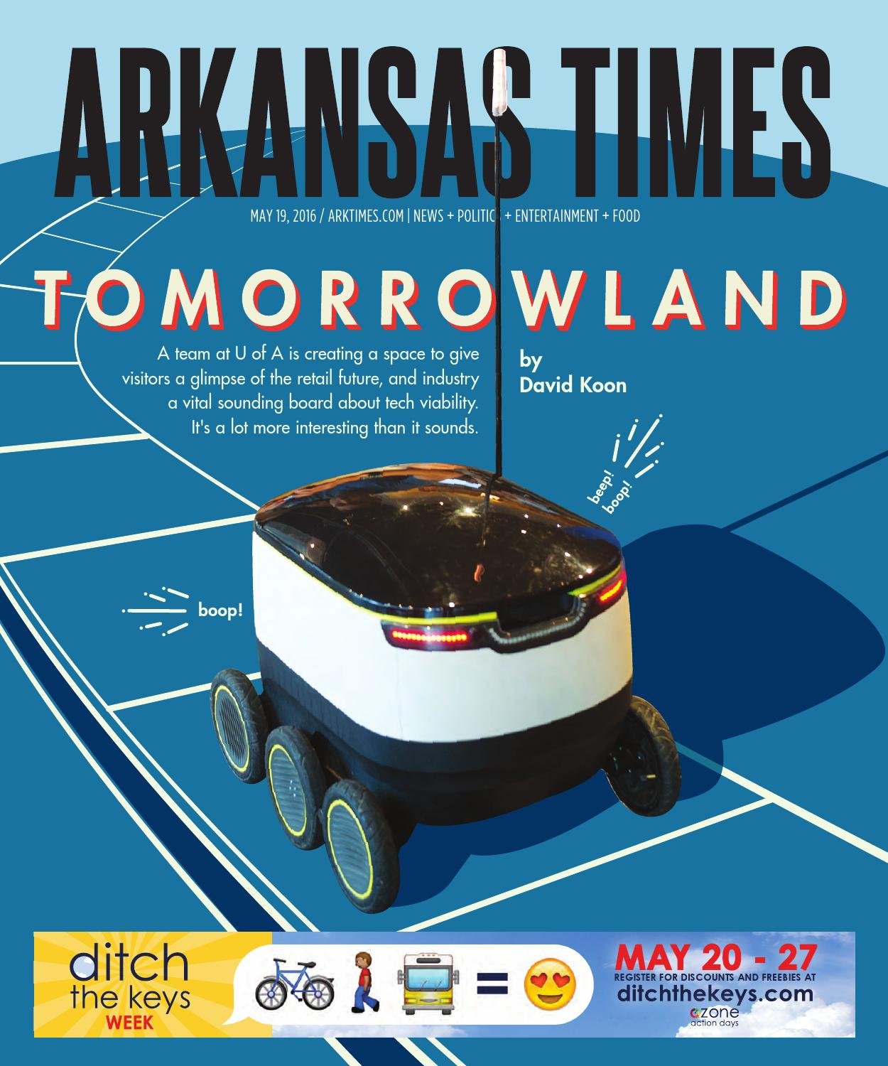 Arkansas Times - May 19, 2016 by Arkansas Times - issuu