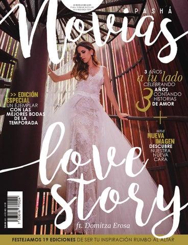 "novias pashá edición 19 ""love story""grupo forcego - issuu"