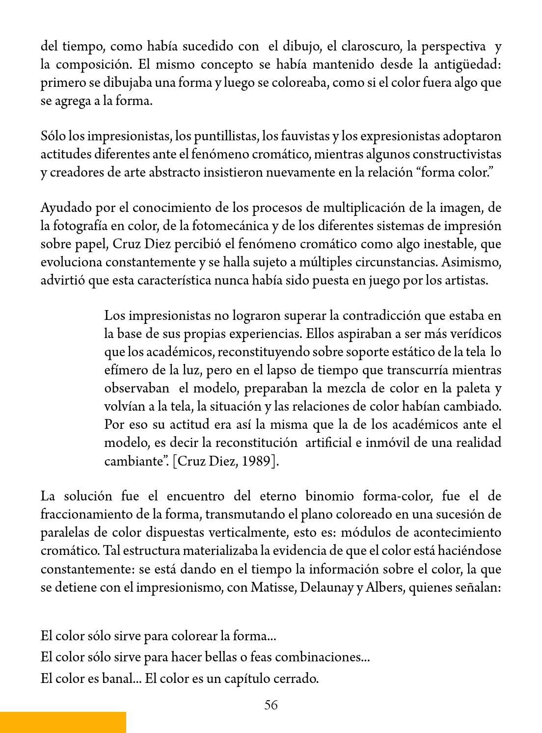 Carlos Cruz Diez y el arte cinético by Instituto de Investigaciones ...