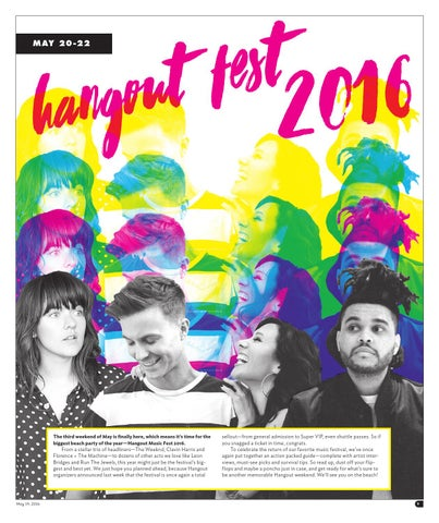 Inweekly hangout fest 2016 by Inweekly - issuu