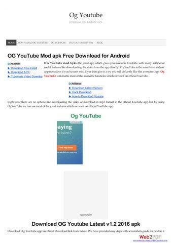 Og youtube com by Arsh Arora - issuu