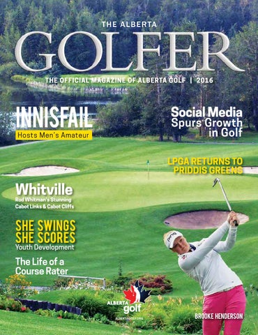 The alberta golfer magazine digital version 2016 edition by page 1 malvernweather Gallery