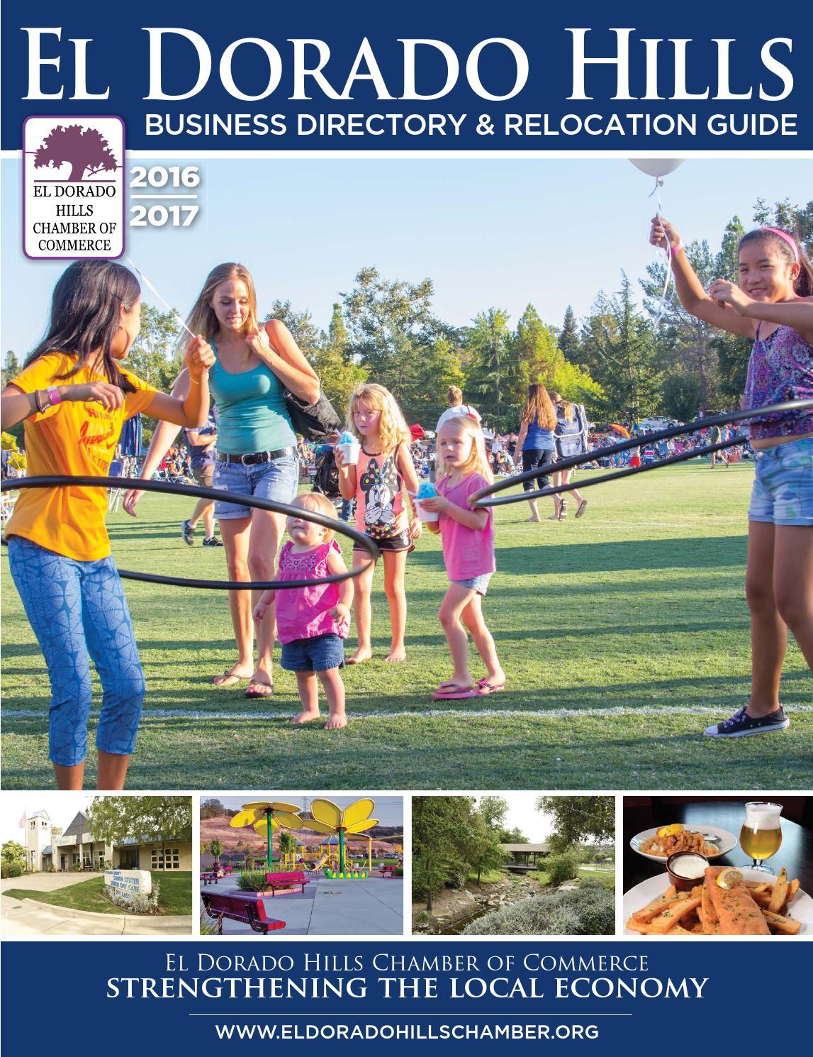 El Dorado Hills Business Directory Amp Relocation Guide 2016