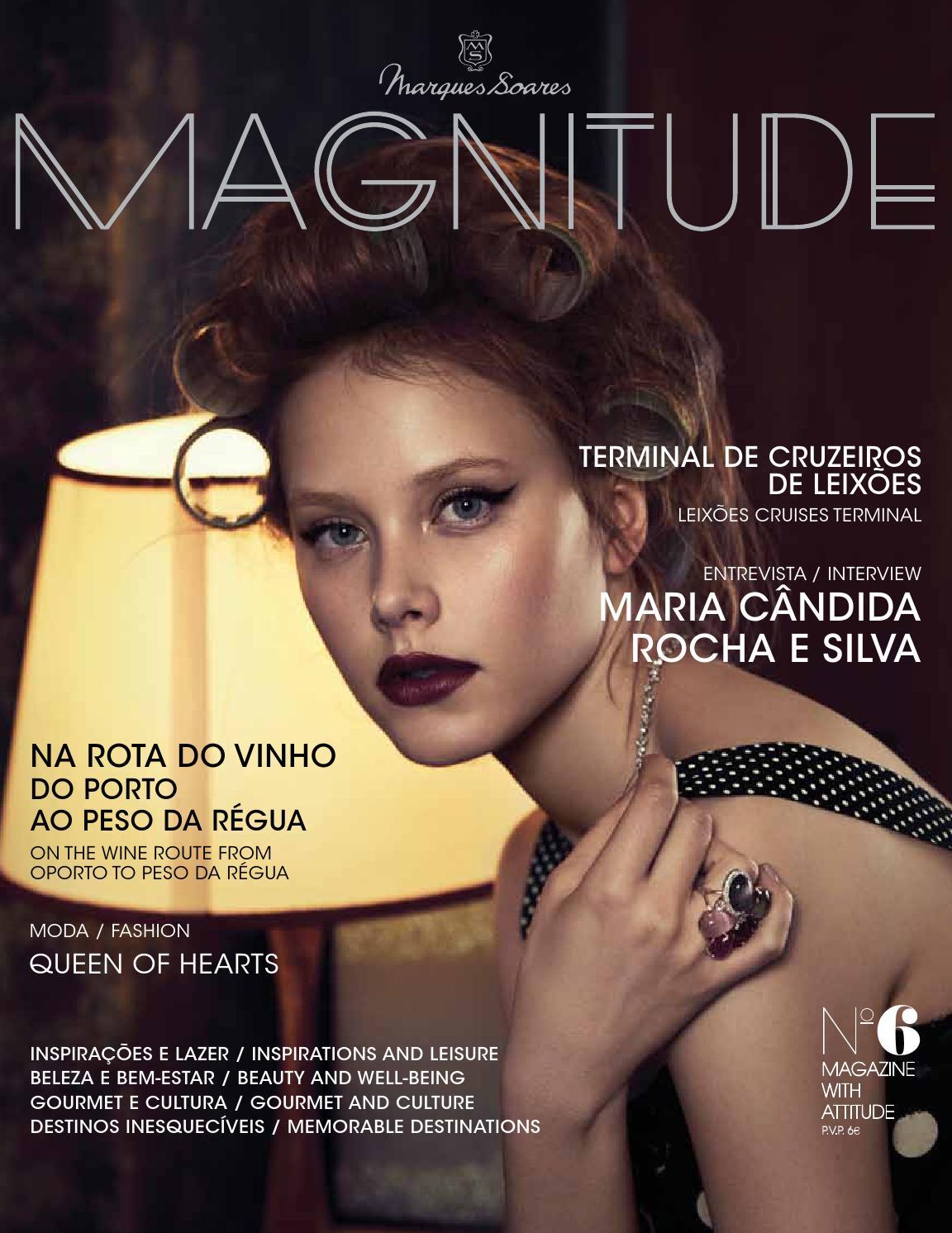 189729c11f4 Magnitude Nº6 - Primavera Verão 2016 by Companhia das Cores - issuu