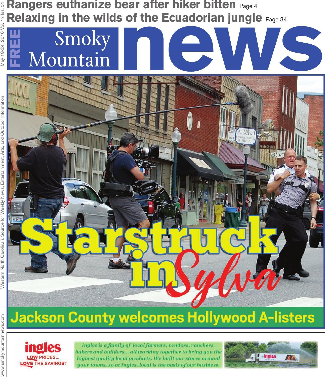 SMN 05 18 16 by Smoky Mountain News - issuu
