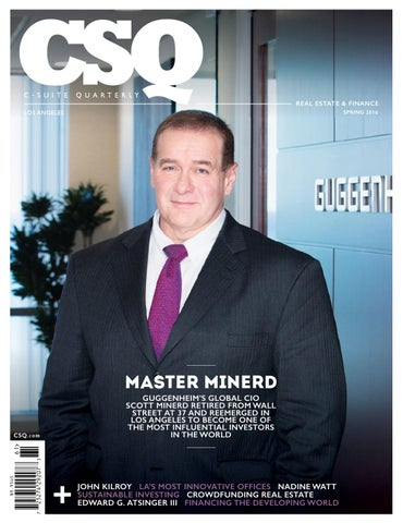 ec5f49c8d4f C-Suite Quarterly by CSQ Magazine - issuu