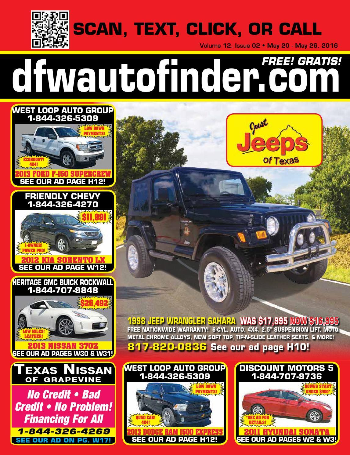 DFW AutoFinder by DFWAutoFinder - issuu