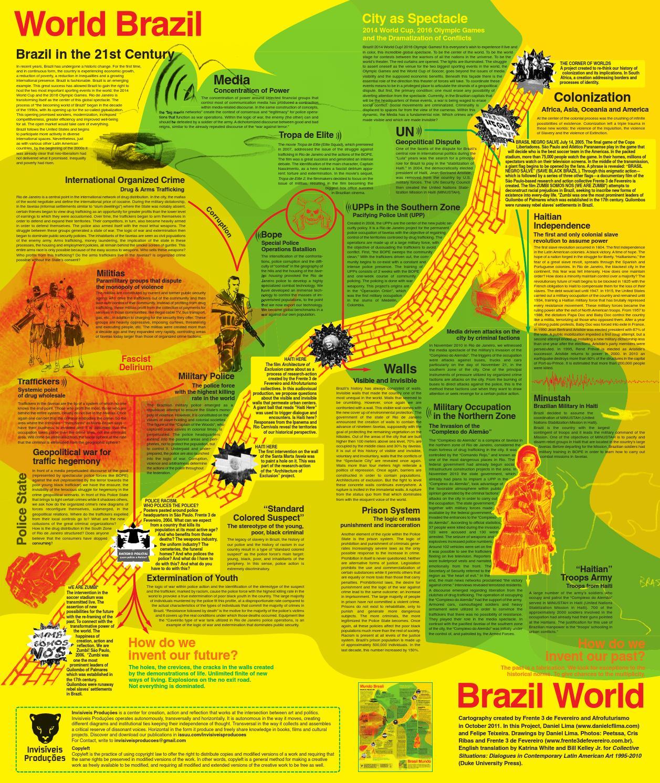 WORLD BRAZIL - BRAZIL WORLD - Daniel Lima e Felipe Teixeira