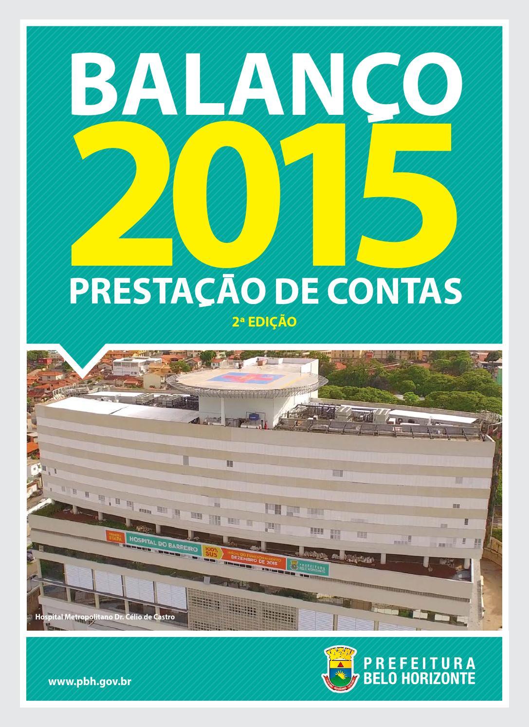 e7c33759e05 Balanço 2015 by PBH Geel - issuu