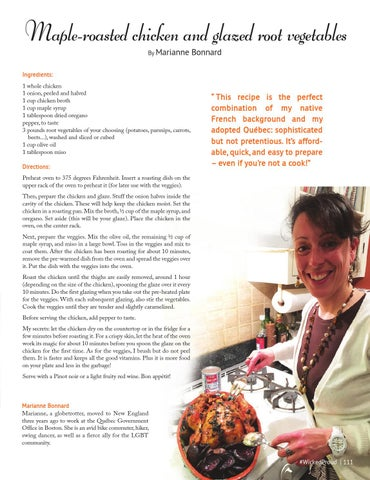 Page 111 of Cooking out, Dining in