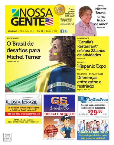 9c6e66e0c Nossa Gente 110 by Nossa Gente - issuu