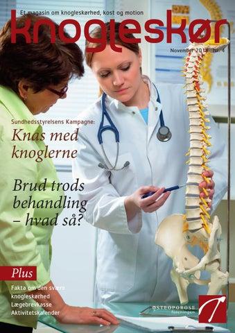nyeste behandling af osteoporose