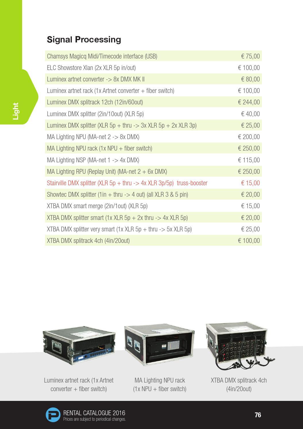 Phlippo rental catalogue by Ideeweb - issuu