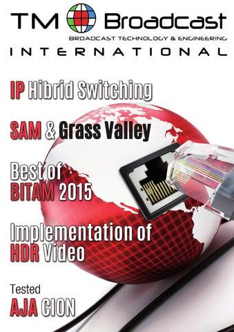 Tm Broadcast International 31 March 2016 By Daro Issuu