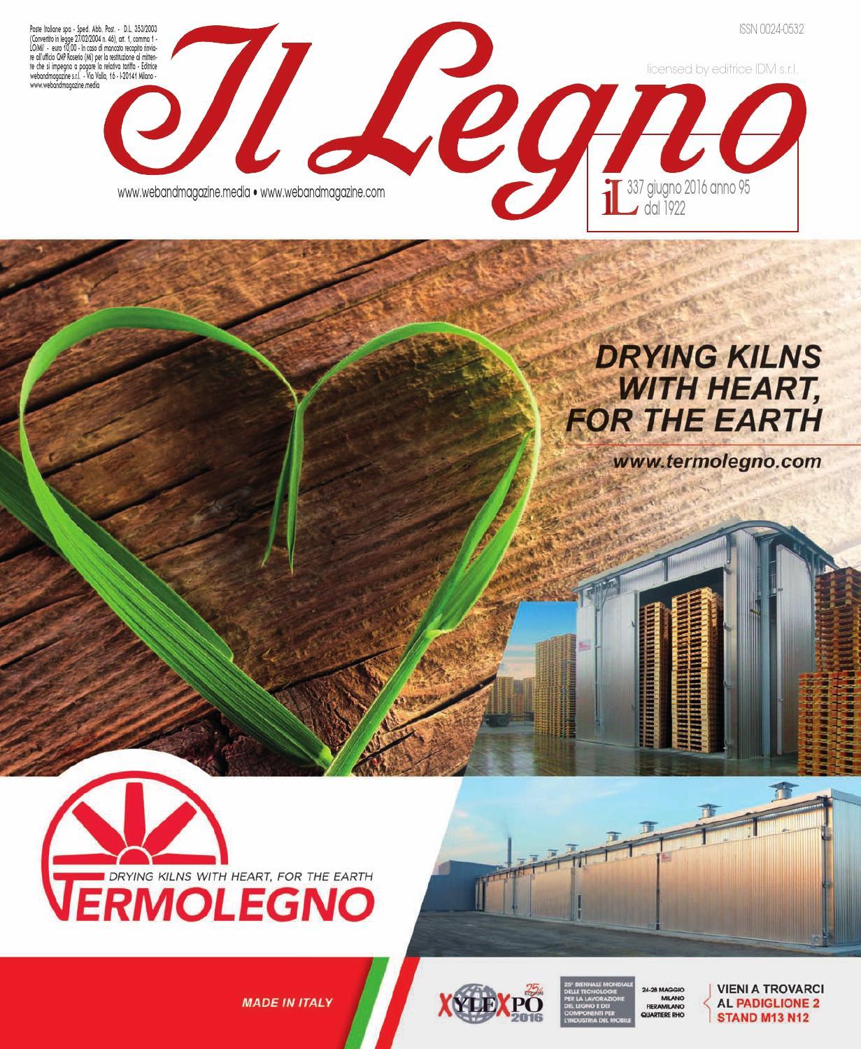 Mobilifici Italiani Elenco Fabbriche Mobili In Italia.Illegno Giugno 2016 By Web And Magazine S R L Issuu