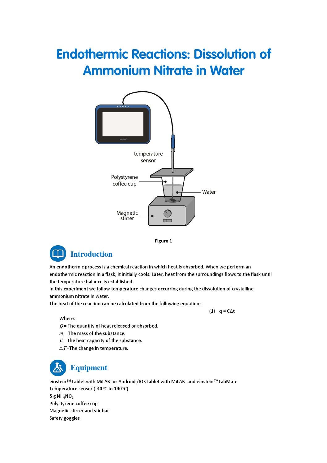 Endothermic reactions ammonium nitrate in water by fourier endothermic reactions ammonium nitrate in water by fourier education issuu pooptronica Images