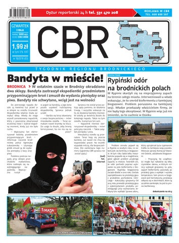 Cbr Nr 63 By Brodnica Cbrpl Issuu