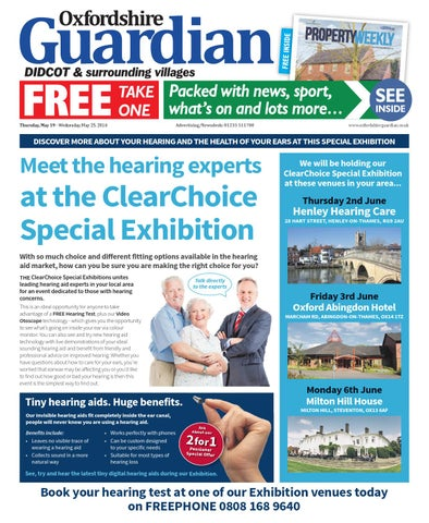 dbf975d3 19 may 2016 oxfordshire guardian didcot by Taylor Newspapers - issuu