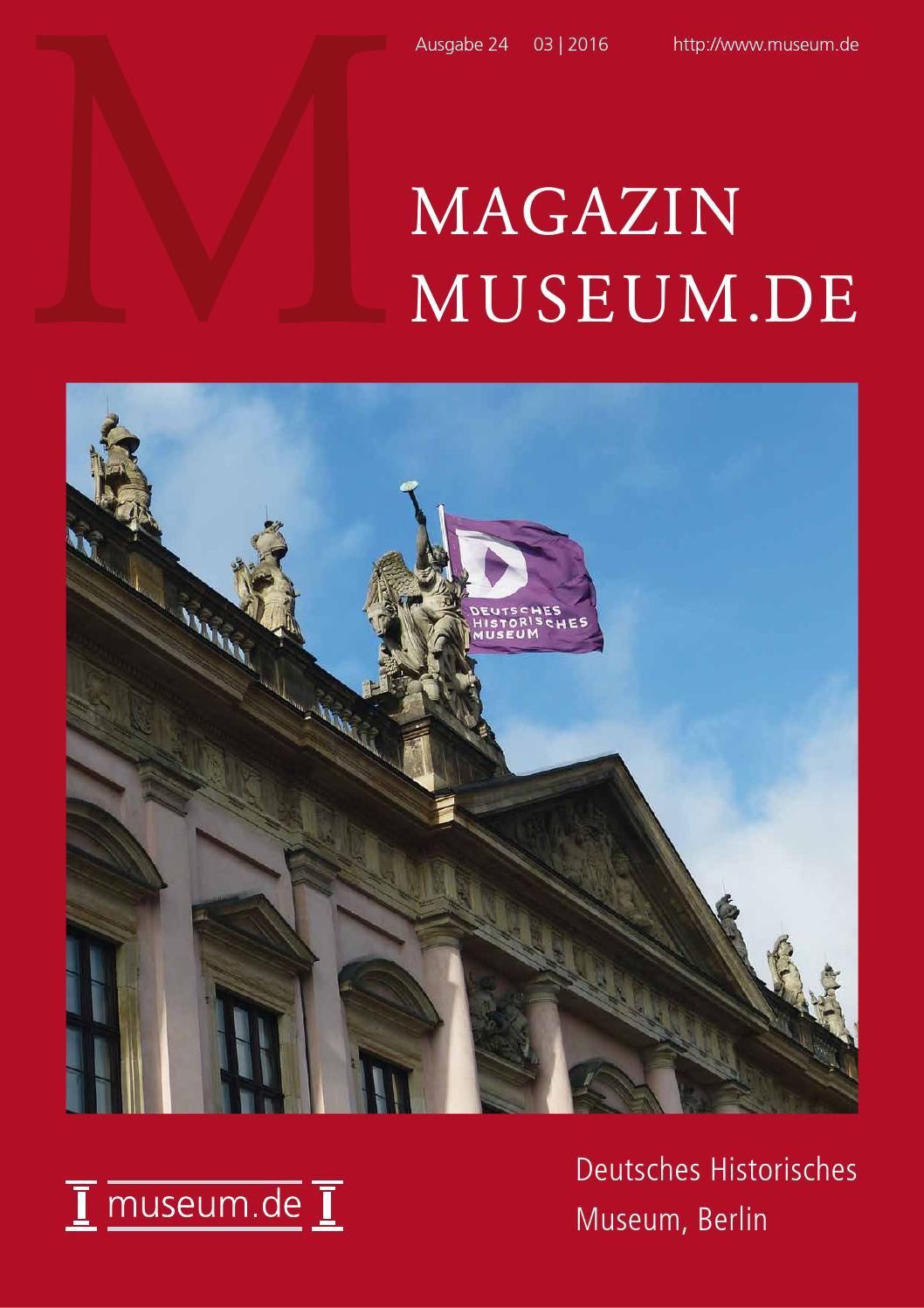 Magazin Museum.de Nr. 24 by museum.de - issuu
