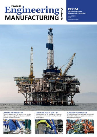 Pecm Issue 20 2016 By Mh Media Global