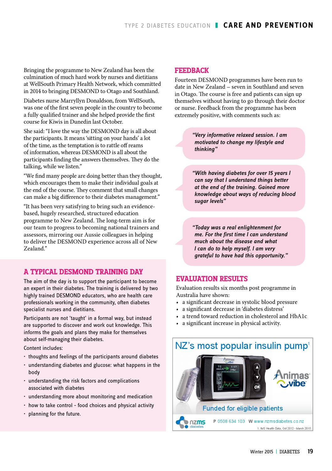 Diabetes winter 2015 by diabetes new zealand issuu solutioingenieria Image collections