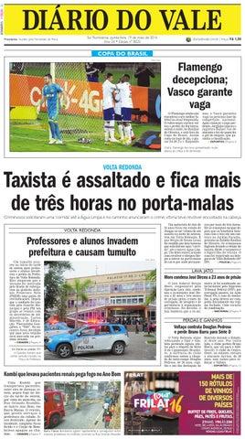 8025 diario quinta feira 19 05 2016 by Diário do Vale - issuu 370ae96889e04