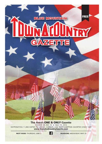 Town Country Gazette May 19 By Innovative Designs Publishing Inc Issuu
