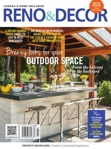 Reno U0026 Decor Magazine Jun/Jul 2016