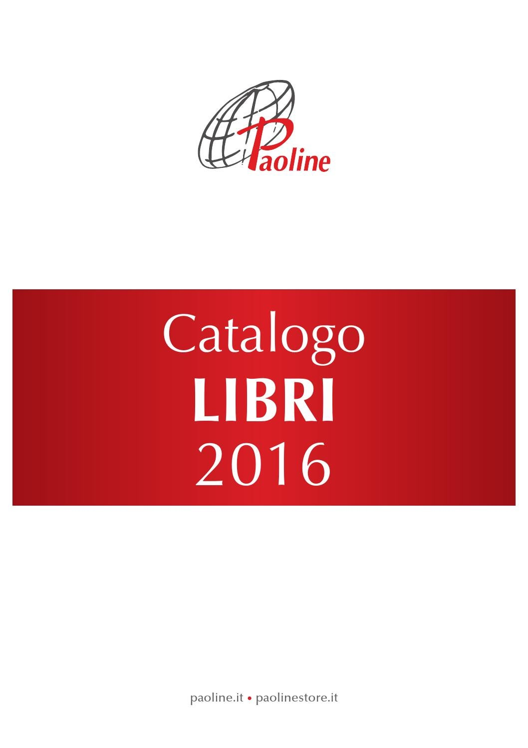 catalogo libri paoline 2016 by issuu