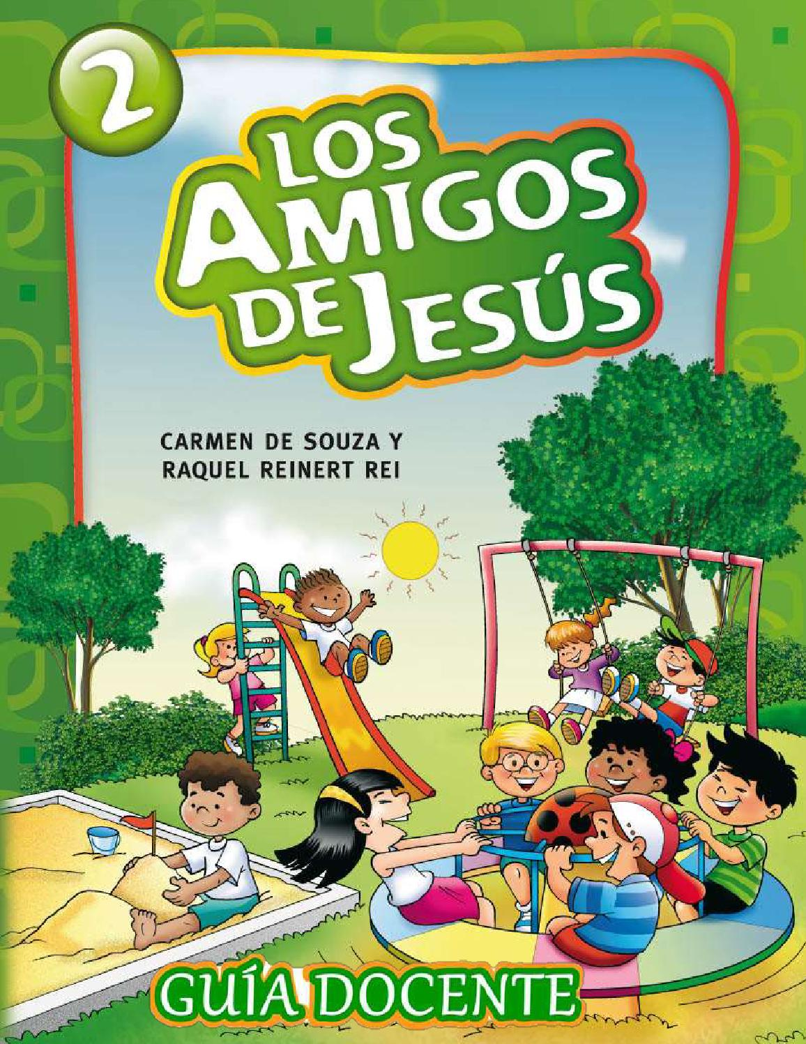 HS2 Los amigos de Jesús by Editorial ACES - issuu