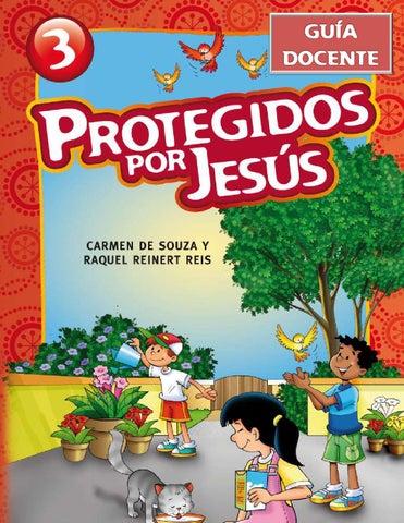 HS3 Protegidos por Jesús by Editorial ACES - issuu f31a1b11a2b