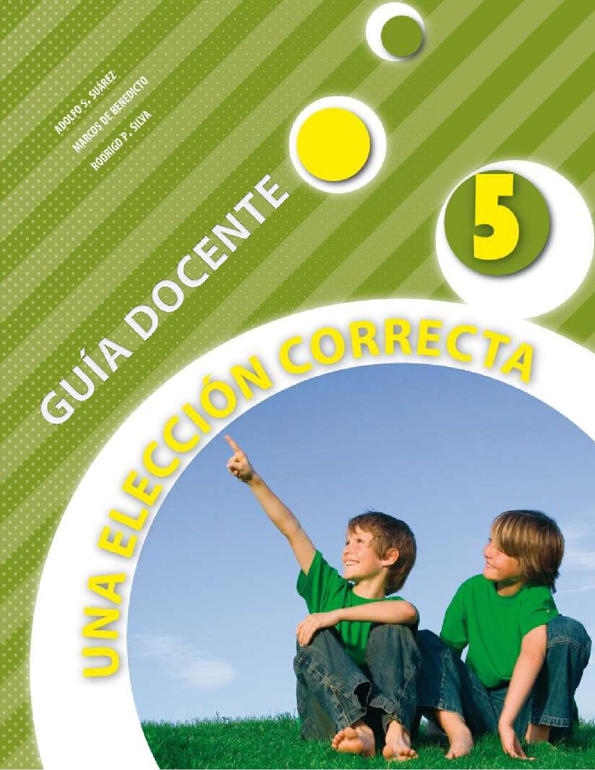 GD - Una elección correcta - Educación Bíblica by Editorial ACES - issuu