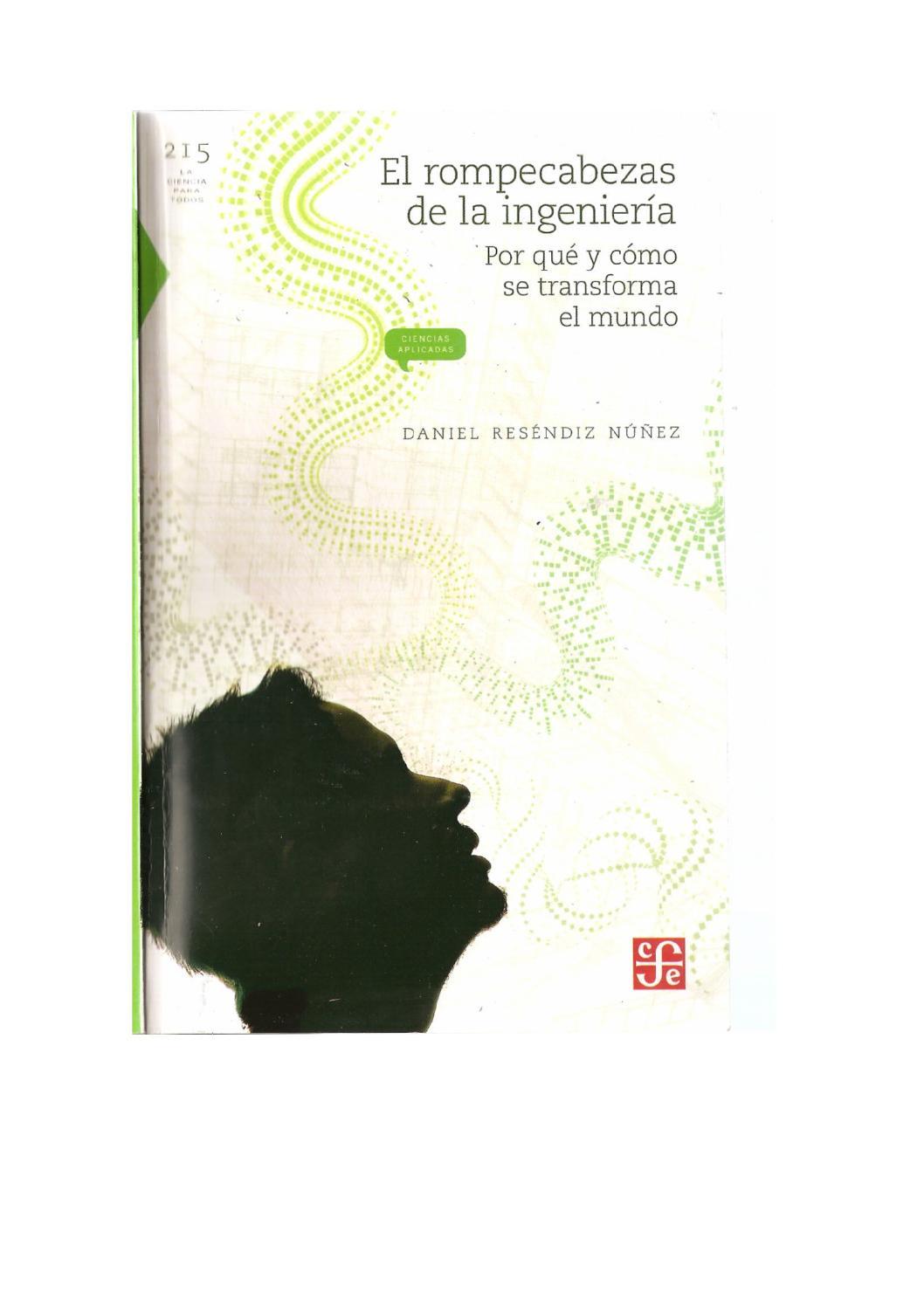 Rompecabezas ingenieria by Alberto Ruiz - issuu