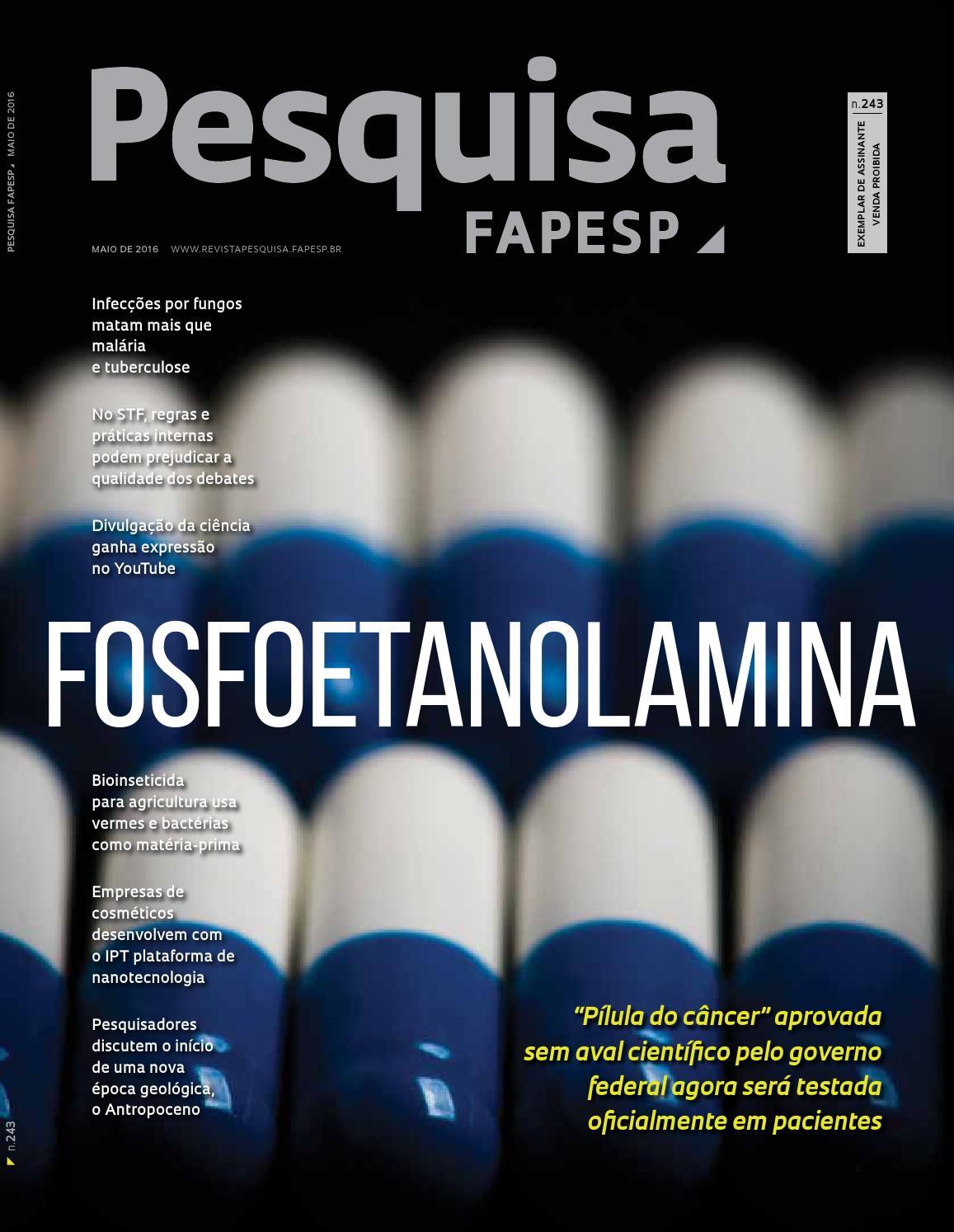 a177d95a1 Fosfoetanolamina by Pesquisa Fapesp - issuu