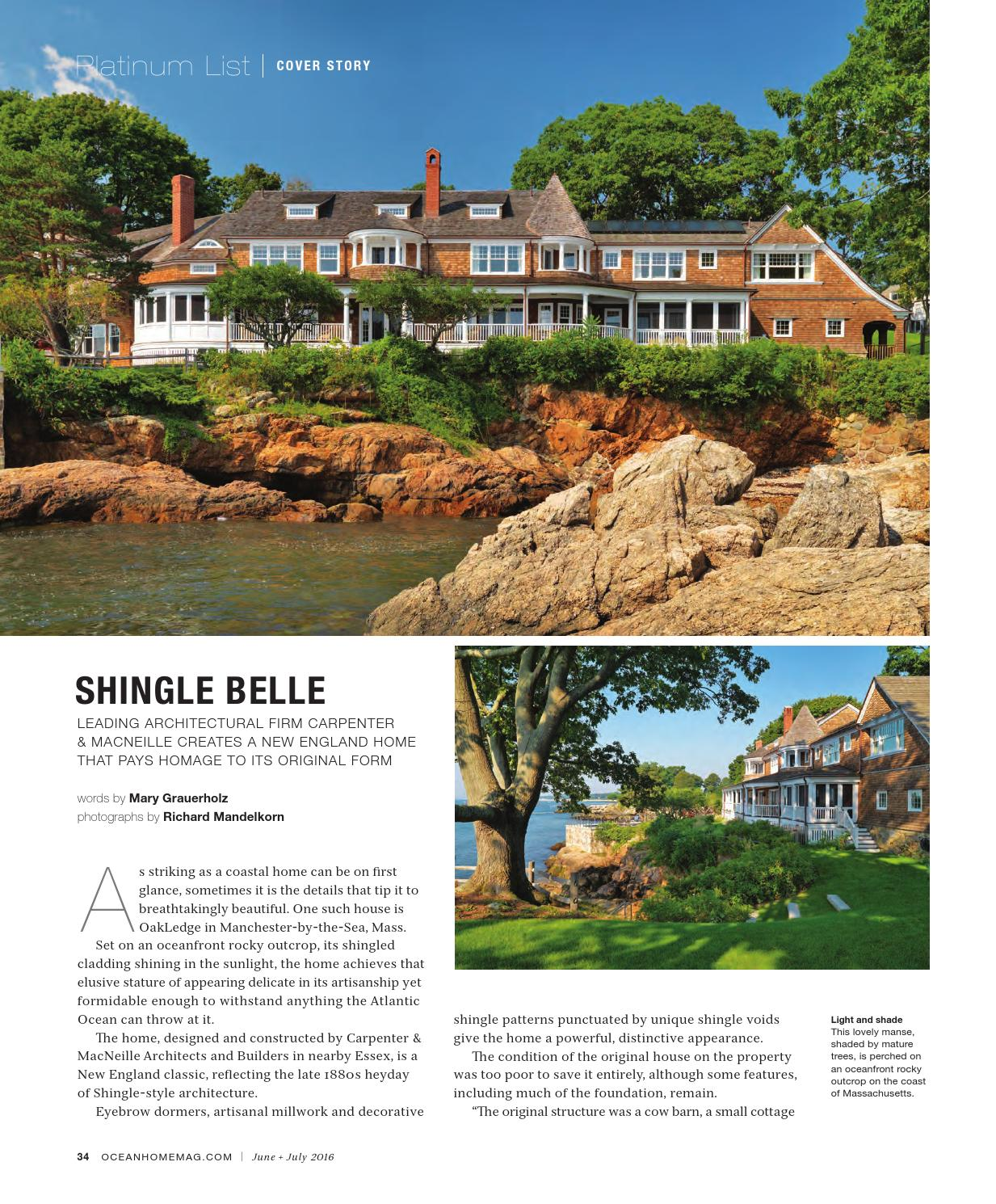 Ocean Home June/July 2016 by Ocean Home Magazine - issuu