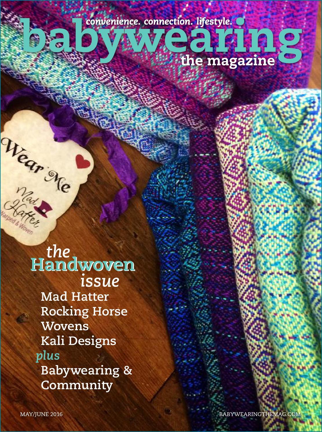 bc7a0b821b4 Babywearing  the magazine
