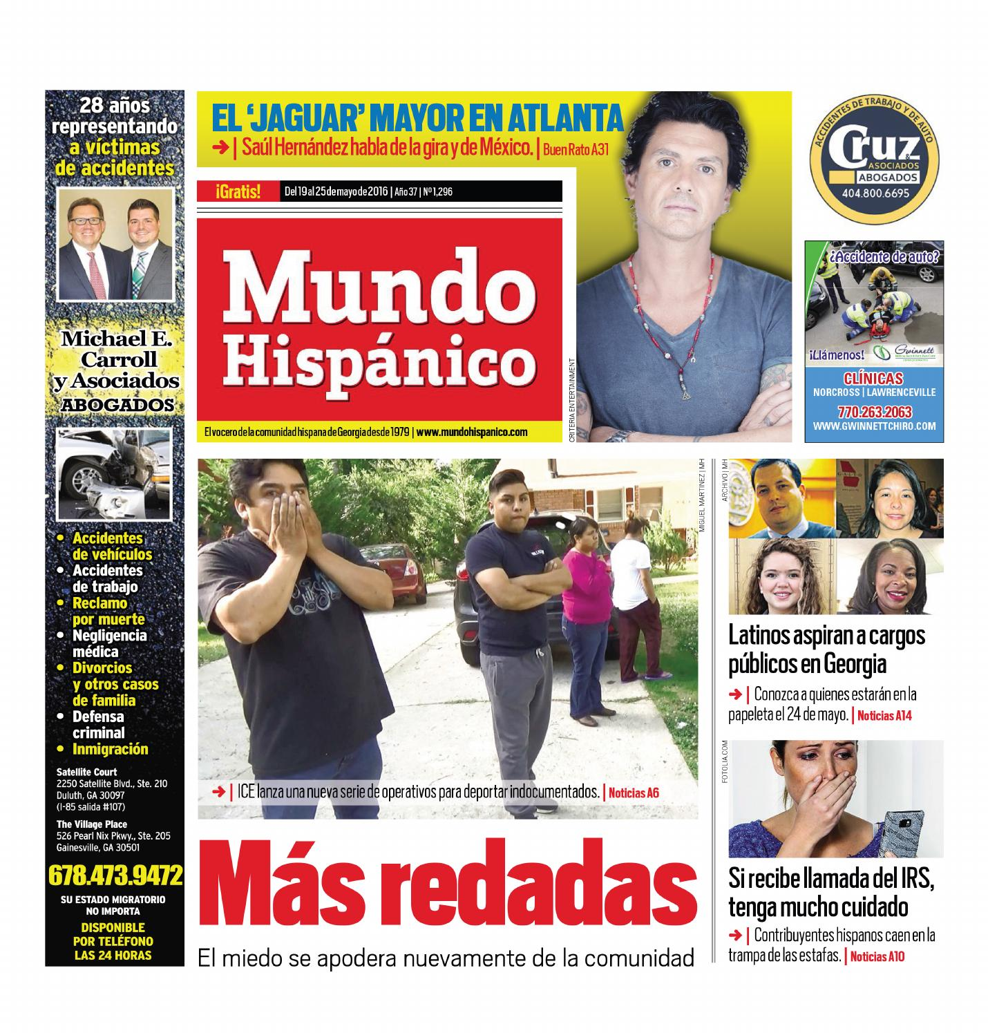 Mund 05192016 mundo a1 by MUNDO HISPANICO - issuu