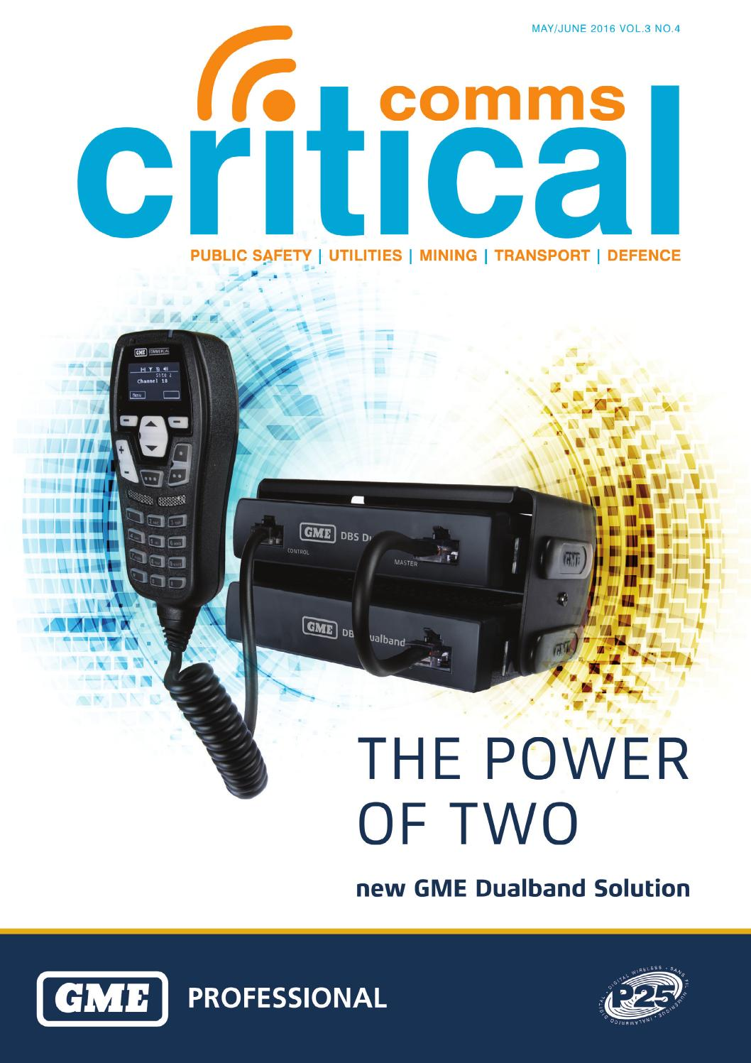 Critical Comms May Jun 2016 By Westwick Farrow Media Issuu For 3g Repeater Multilayer Printed Circuit Board Fabrication Design
