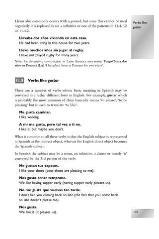 49] spanish an essential grammar by Ambrosio - issuu