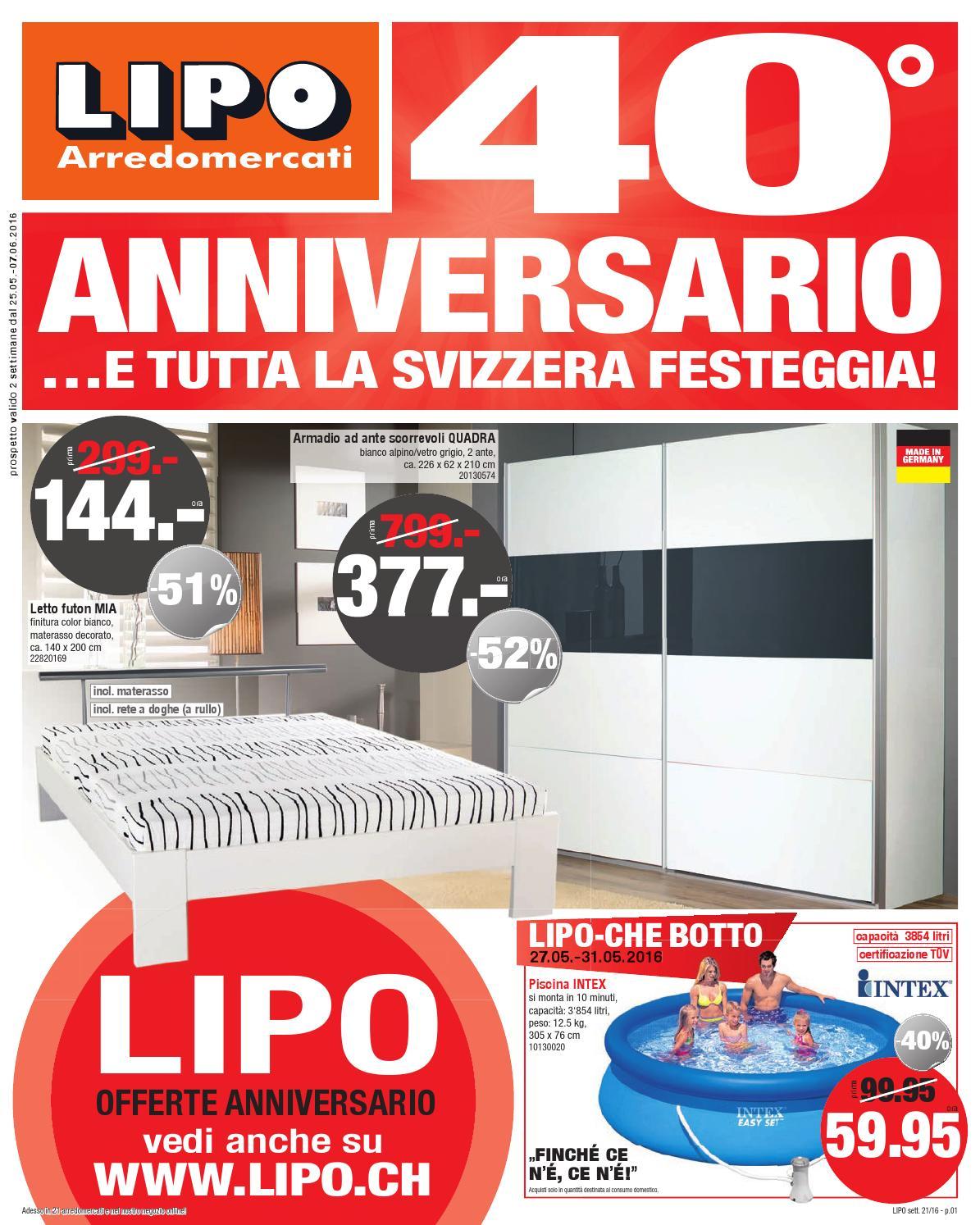 Lipo prospetto kw21 by sitesmedia issuu for Lipo schreibtisch