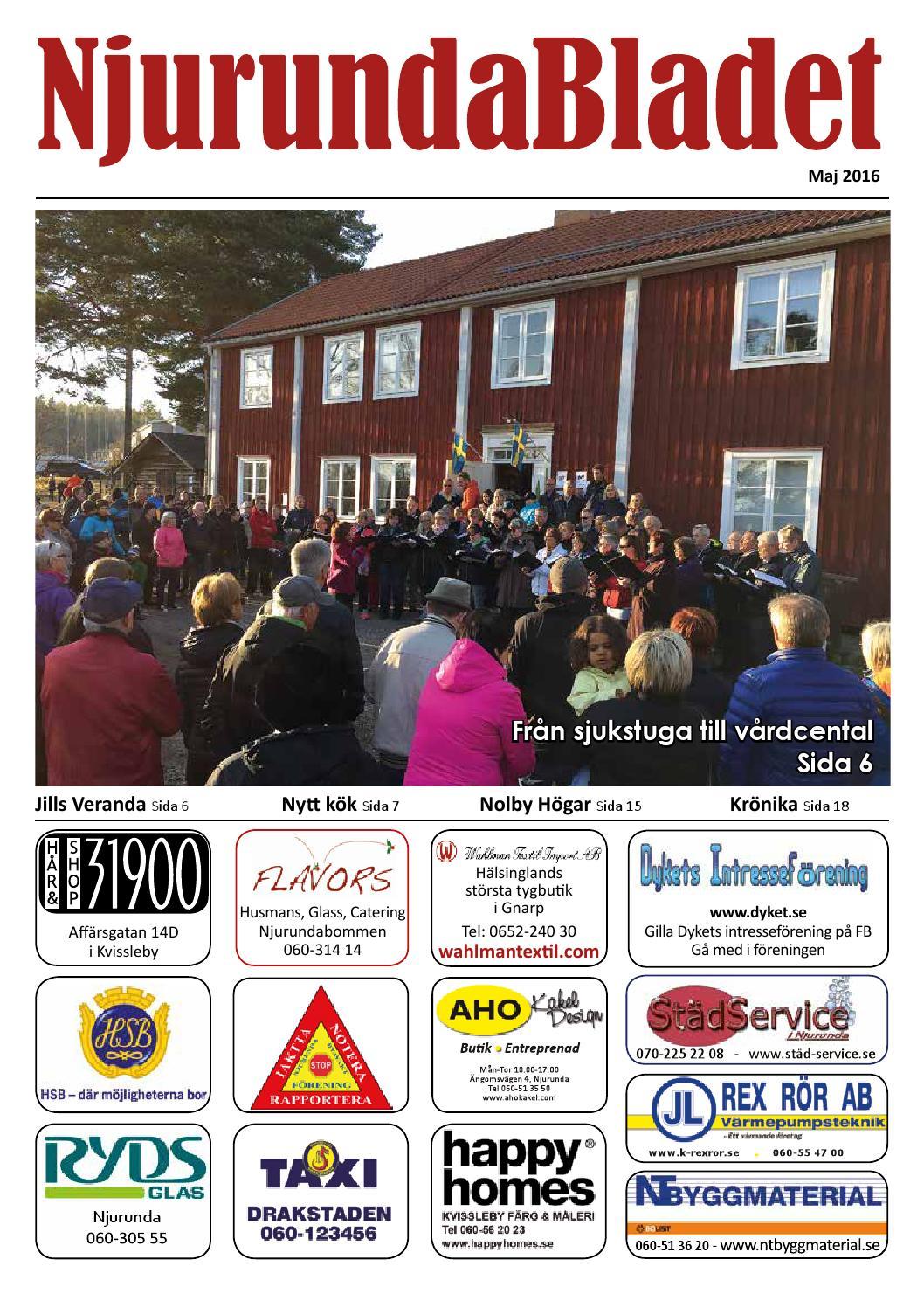 Rda Korset Njurunda - Rda Korset Sundsvall kommun