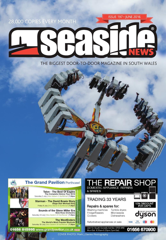 SEASIDE NEWS - JUNE 2016 ISSUE by Seaside News - issuu