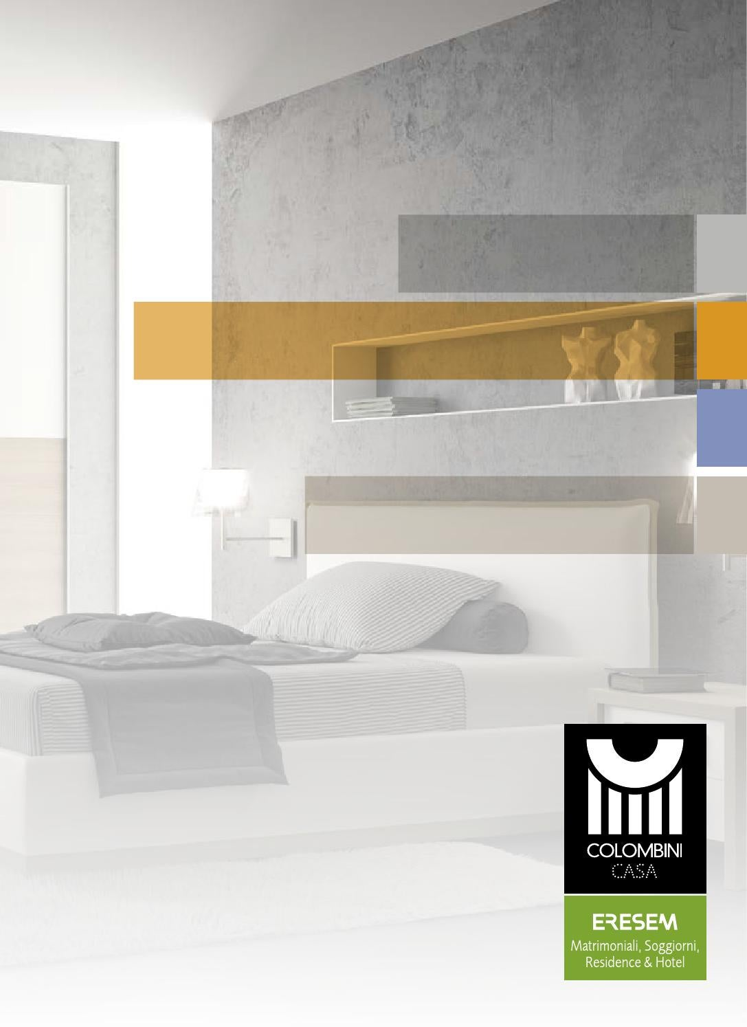 COLOMBINI 2016 : Bedroom and living Eresem Volo by beppe calderoni ...