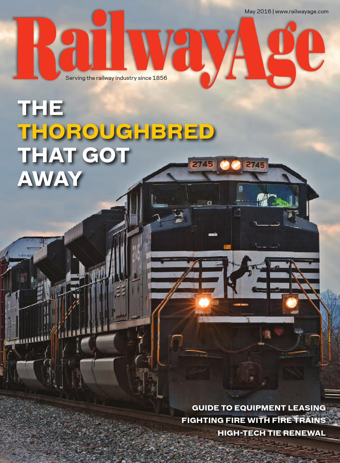 Railway Age November 2017 By Issuu Automatic Gate Control System With High Speed Alerting May 2016