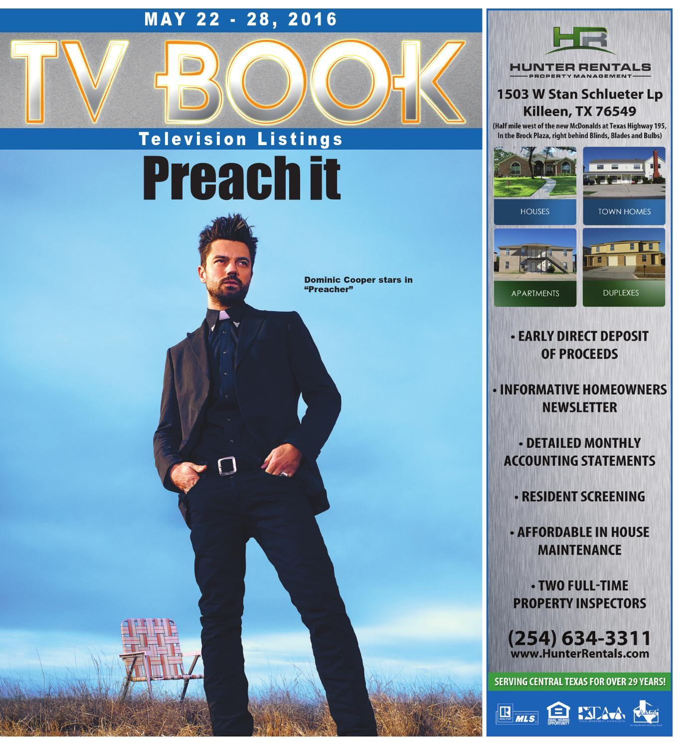 TV Book by Temple Daily Telegram - issuu