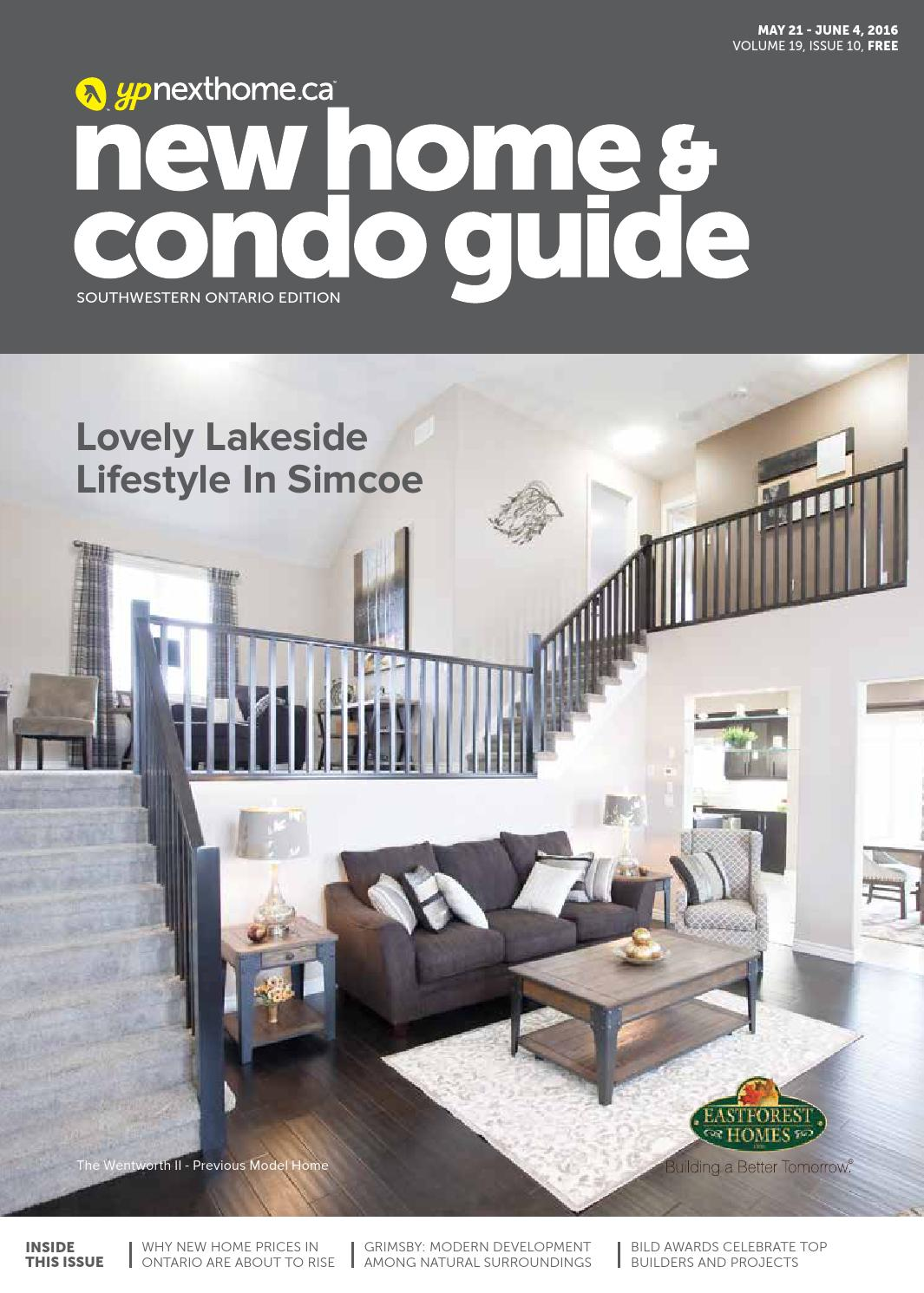 Southwestern Ontario New Home and Condo Guide - May 21, 2016 by ...